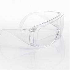 Очки защитные прозрачные пластик