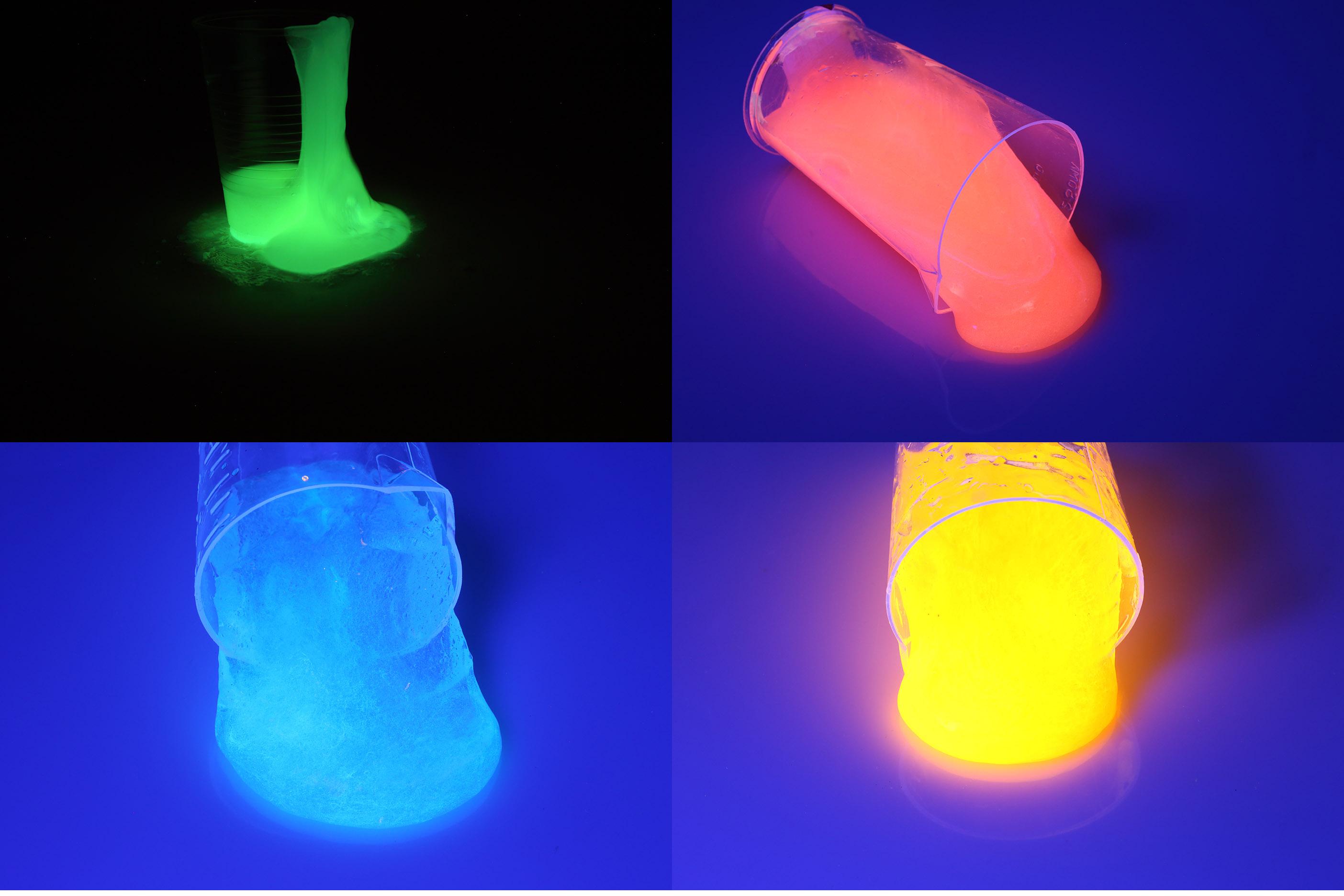 Как сделать светящуюся воду в домашних условиях 77